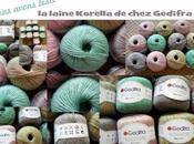 Nous avons testé laine Gedifra