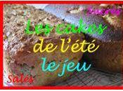 Cake épicé thon fromage blanc