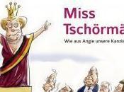 Angela Merkel Miss Tschörmänie satire poilitique