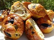 Mini Muffins Deux Olives Feta