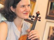 Elsa Grether, virtuose violon