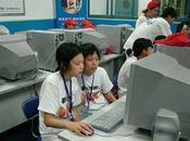 Chine Parti Communiste fait promotion e-commerce