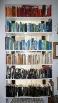 comment classer les livres dans sa biblioth que paperblog. Black Bedroom Furniture Sets. Home Design Ideas