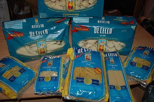 De Cecco : des pâtes de qualité aux multiples formes