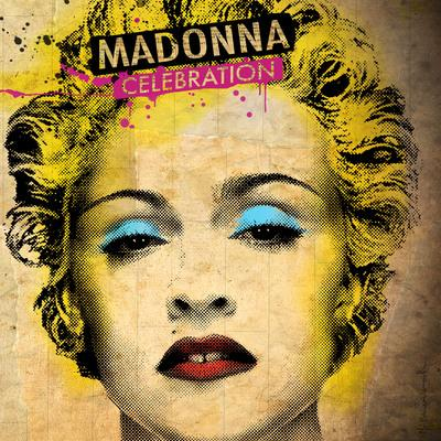 Madonna : la pochette du best-of et le single inédit
