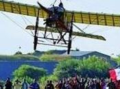 merveilleux volant retraversé Manche dans monoplan