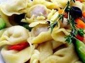 Tortellini légumes soleil
