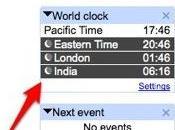 astuces pour Google Agenda