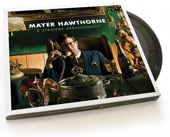 Mayer Hawthorne en live avec les Roots