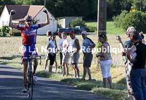 Foëcy-Esnault vainqueur au Val de Cher