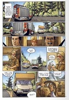 American Trip de Christophe Pernoud et Eillam