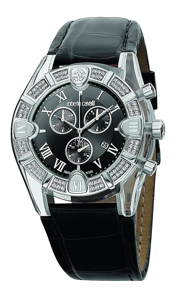 Deux montres d'exception pour Roberto Cavalli