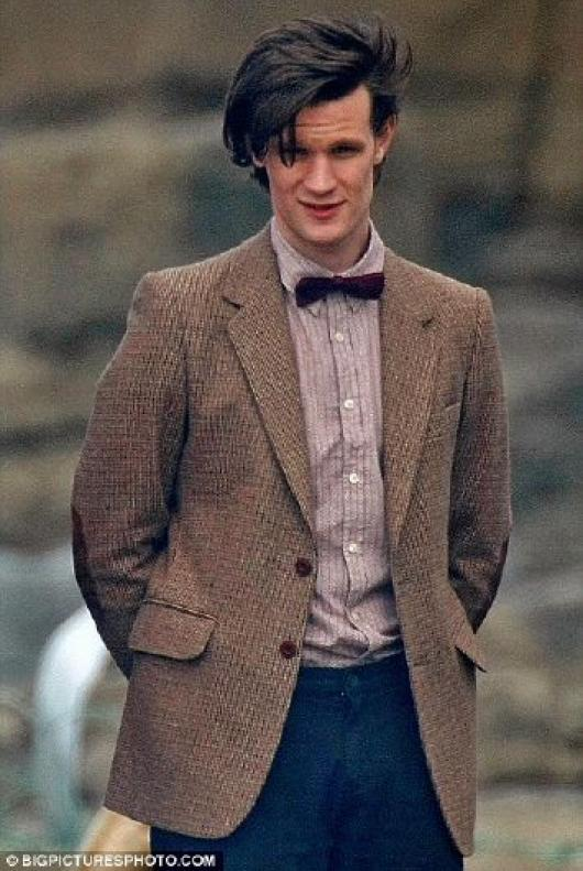 Doctor Who saison 5 ... les photos du tournage