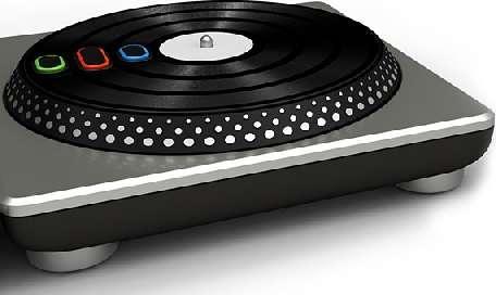 Un peu de Jazz dans DJ Hero