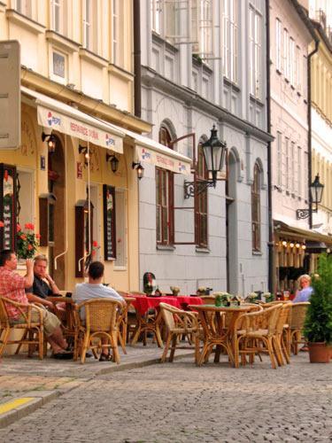 Welcome to Praha!