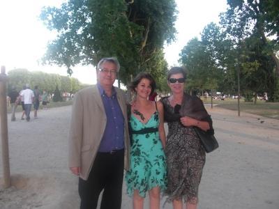 Moi et les parents