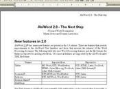 AbiWord 2.6.8