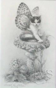 Le Manoir des chats ailés