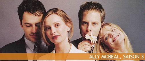 [flashback] Ally McBeal {saison 3}