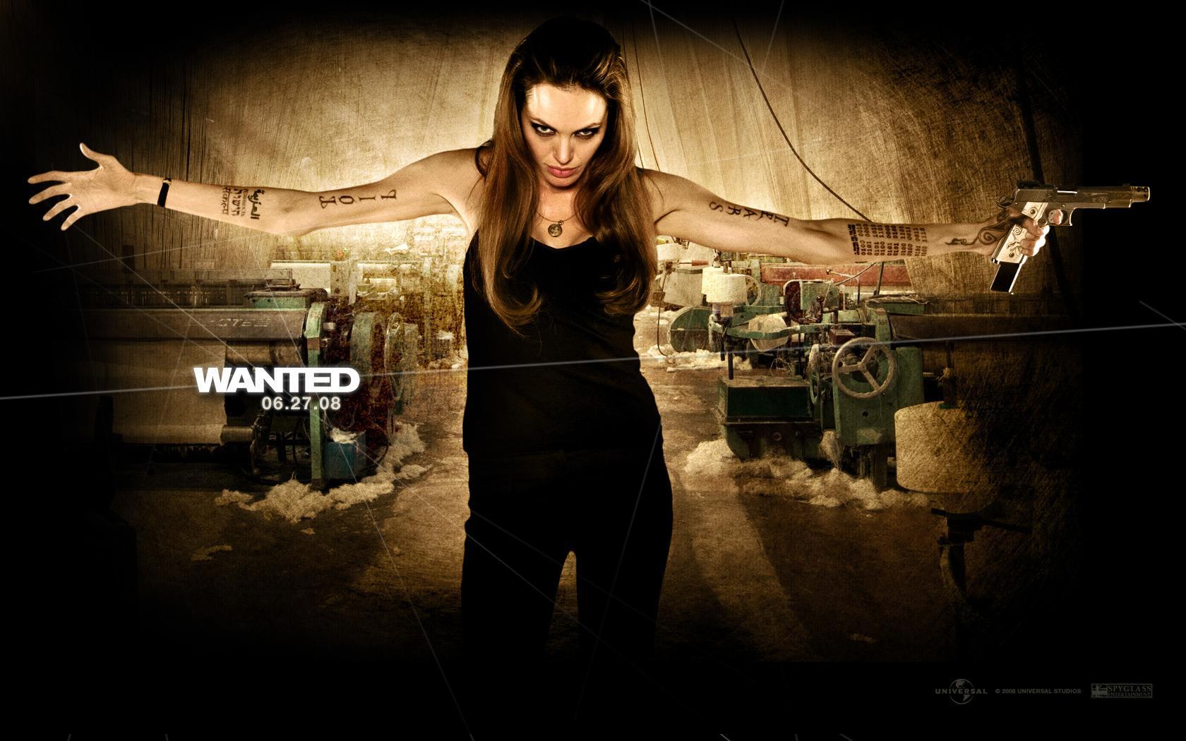 Angelina Jolie sera bien de retour dans Wanted 2