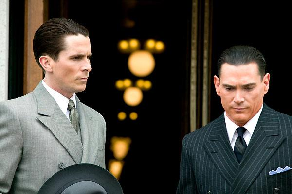 Christian Bale et Billy Crudup. Universal Pictures International France