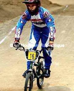 BMX : Thomas Doucet, vice-champion d'Europe