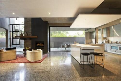 Maison contemporaine Blairgowrie  À Voir
