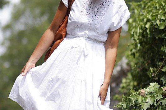 Another White Dress ...