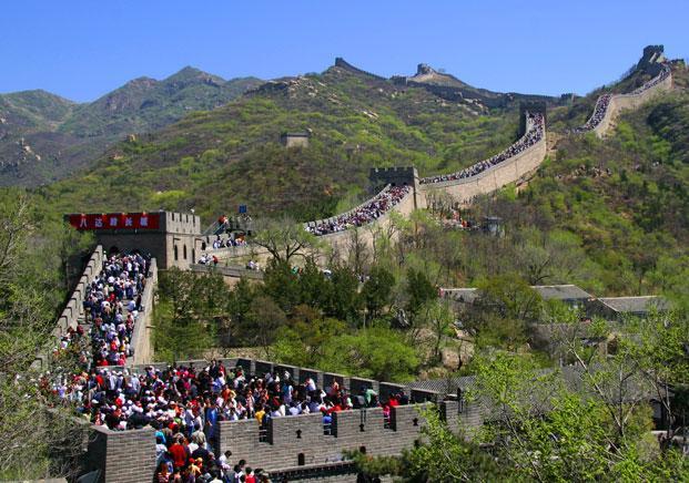 Celui qui conquiert la Grande Muraille acquiert la Bravitude