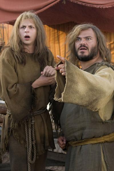 Jack Black et Michael Cera. Sony Pictures Releasing France