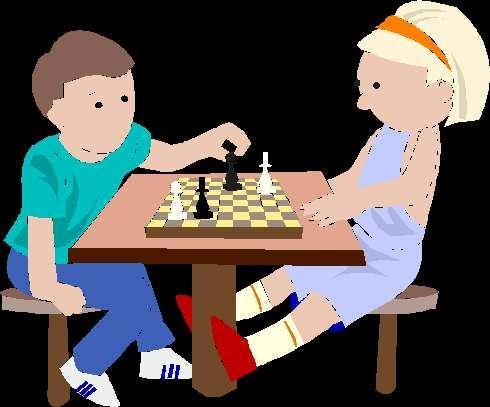 Des enfants parlent de ce que leur apporte le jeu d'échecs