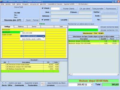 GVAO Devis Factures 2009 v 15.90 Fr
