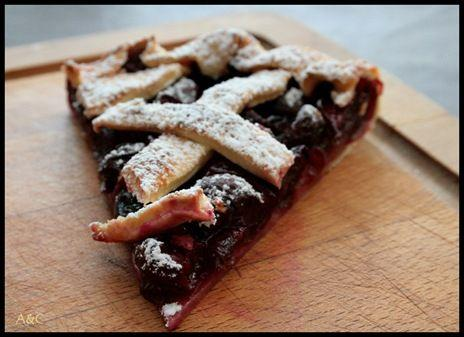 Tartes aux cerises 'cherry pie