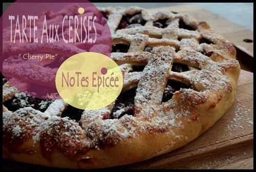 Tartes aux cerises 'cherry pie (2)