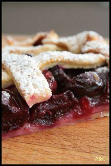 Tartes aux cerises 'cherry pie (4)