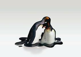 L'art de Kawano Takeshi et le réchauffement climatique