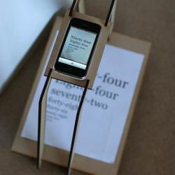 L'iPhone pour scanner ses documents... et des livres ?