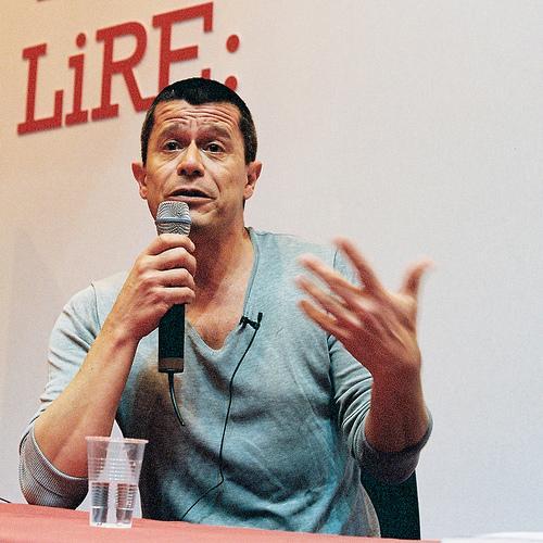 Emmanuel Carrère par leafar.