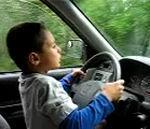 vidéo samuel 7 ans volant voiture quebec