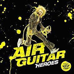 Sortie du premier album officiel de Air Guitar !