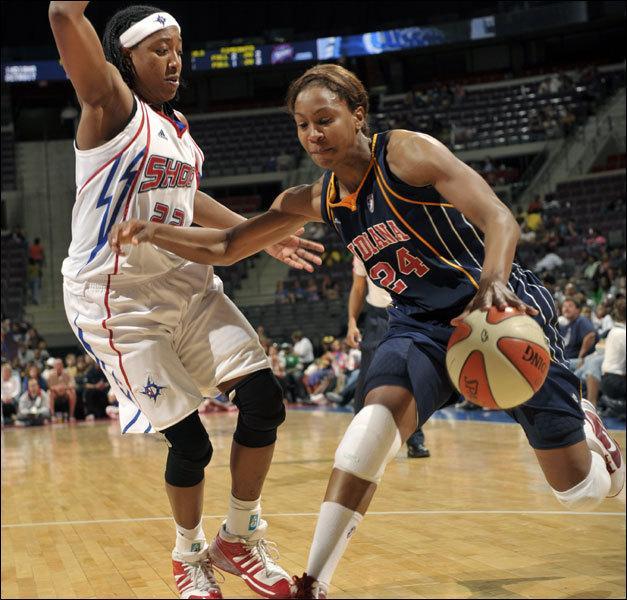 WNBA: Indiana seul au monde !!