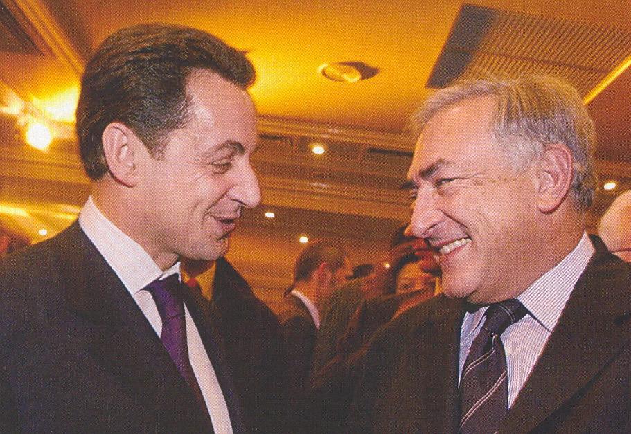DSK, nouvelle madone de la gauche ?