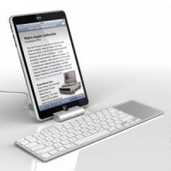 La tablette d'Apple, finalement pour le mois de septembre