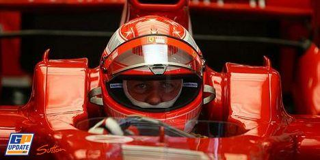 Retour de Schumacher 2