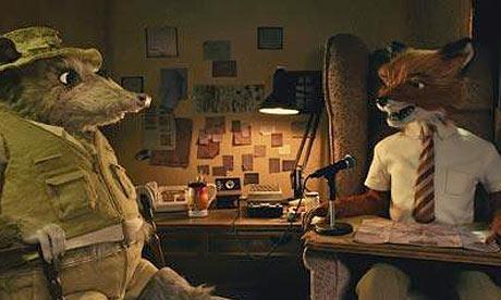 The Fantastic Mr Fox : l'animation selon Wes Anderson