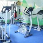 salle de gym gratuite pour la clientèle