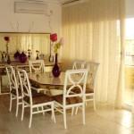 salle à manger de la suite royale REINE ELISABETH
