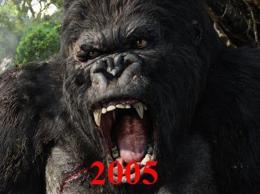 King Kong ... on saura tout depuis le début