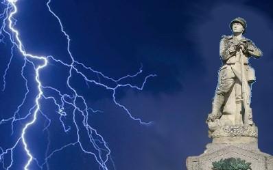 ..Le temps serait à l'orageselon certaines personnes !......
