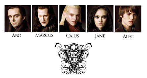 Twilight 2 : Clan Volturi
